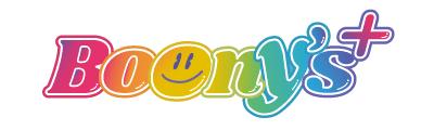 Boony's+ロゴ